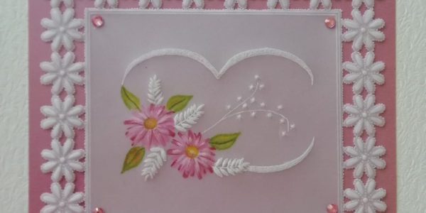 Cartes florales d'Anne-Marie